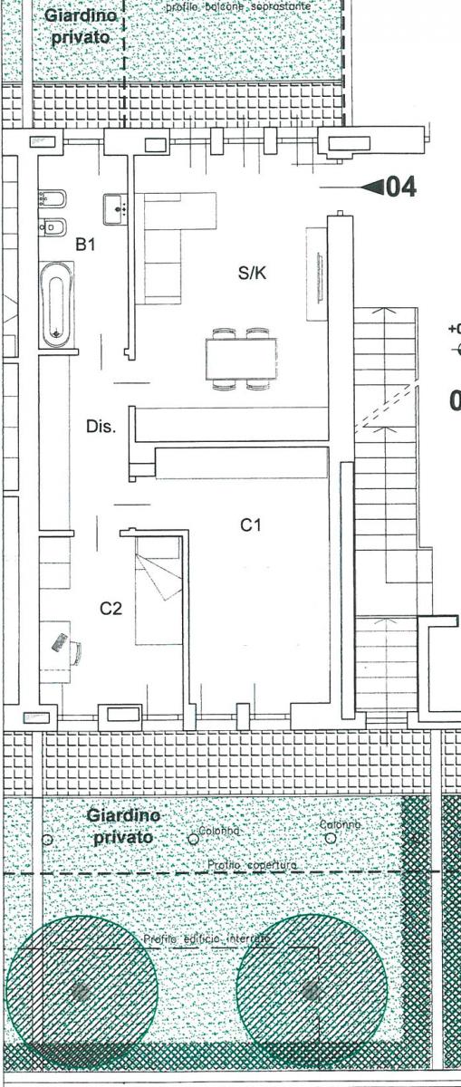 planimetria-3-locali-con-giardino