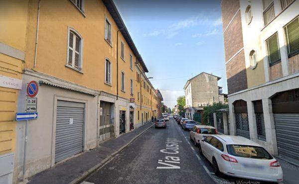 Baggio, Via Cusago