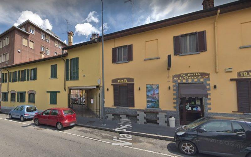 Baggio, Via Pistoia