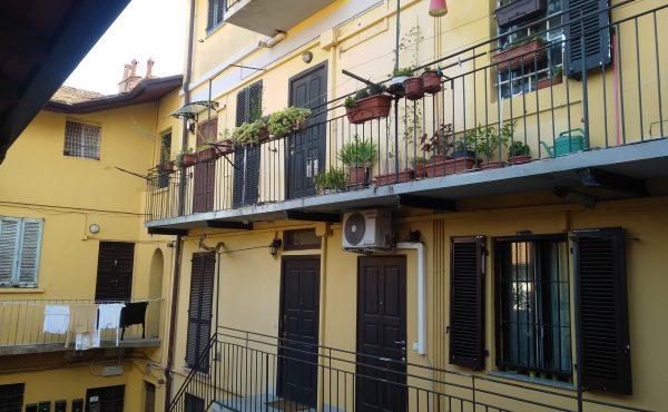Baggio, Centro Storico
