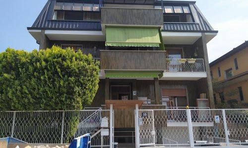 Quadrilocale in villa a Baggio