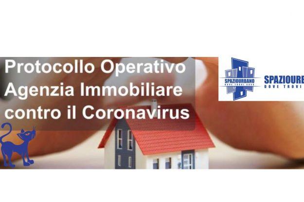 PROTOCOLLO OPERATIVO SPAZIOURBANO CONTRO IL COVID-19