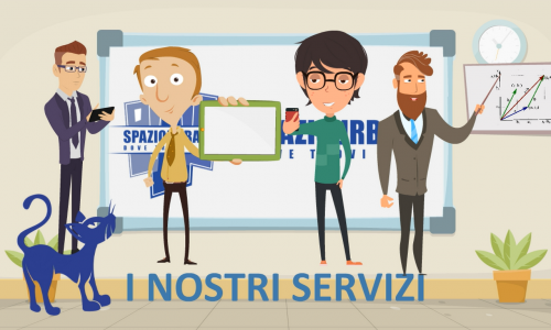 Noi, SPAZIOURBANO – 7° puntata: I nostri servizi